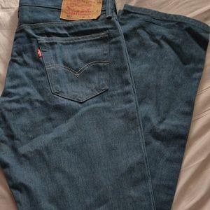 Mens Levi's Jeans 38*34
